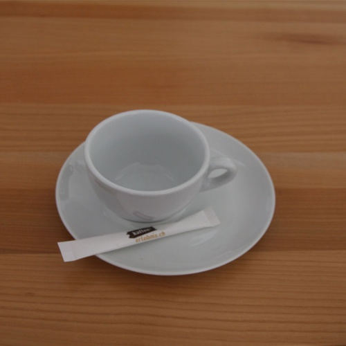 cappuccino tassen weiss cup saucer. Black Bedroom Furniture Sets. Home Design Ideas
